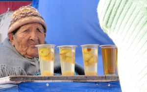 23 Potosin, Bolivia osoan bezalaxe, zuku goxoak___