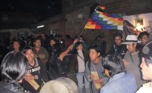 83 Cochabamba, Red Tinkuko festa