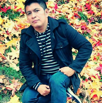Isaac Carrillo, poeta y activista de la lengua maya
